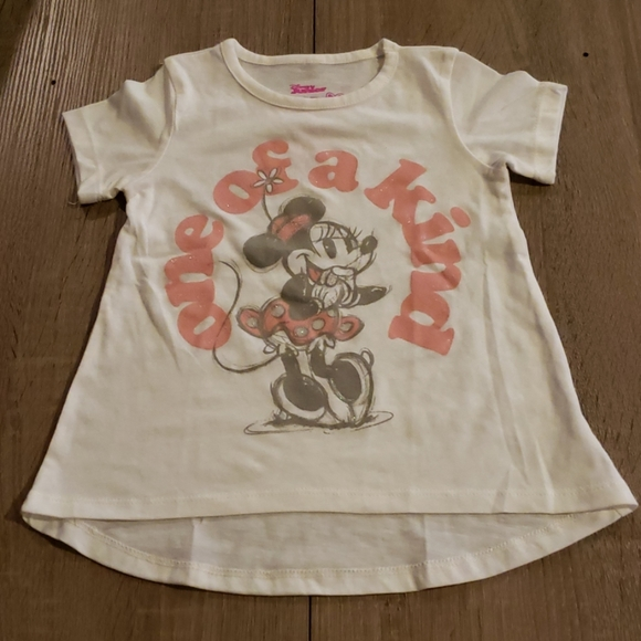 """NWT Toddler Boys/' 3T Disney Mickey Mouse /""""One Of A Kind/"""" Short Sleeve T-Shirt"""